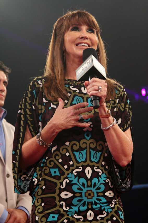 TNA News: TNA President Dixie Carter