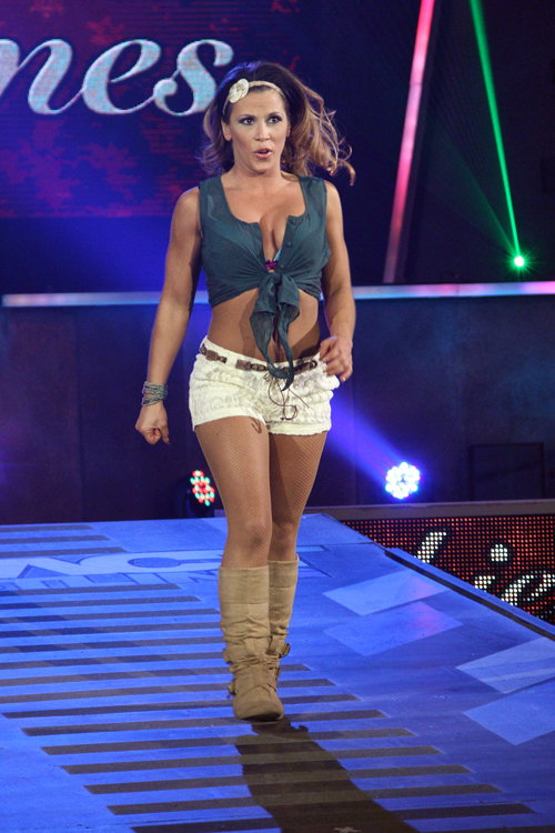 Are Mickie james in pantyhose apologise, but