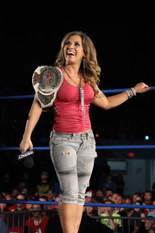 Mickie james butt photos