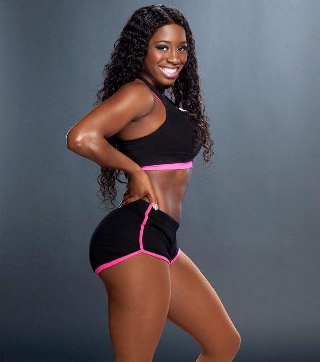 Naomi russell big ass