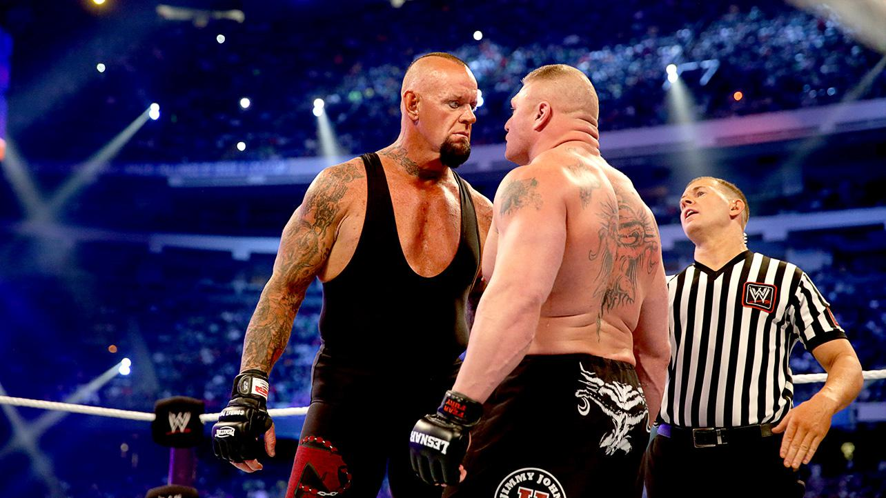 Photos The Undertaker WWE (Smackdown) - 124.2KB