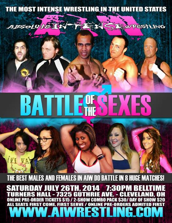 Battle of the sexes online