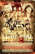PWS Fightmare Before Xmas 2014