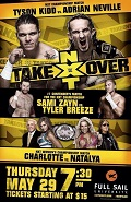 WWE Nxt Takeover 2014