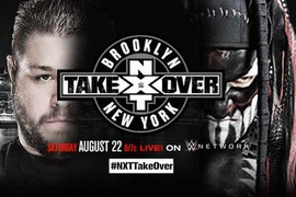 WWE Nxt Takeover 2015