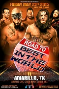 ROH Road To Best In The World 2015