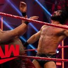 WWE RAW attire le plus faible public de 2020 pour le retour de cette semaine à la télévision en direct