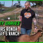 Déclaration de Serena Deeb sur la WWE, les fans du plus grand champion de la WWE NXT, Corey Graves - Ronda Rousey