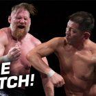 Josh Barnett invite Rusev et Kurt Angle à vraiment montrer de quoi ils sont faits après les sorties de la WWE