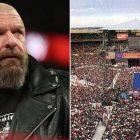 WWE news: Triple H dit que le Royaume-Uni n'est pas considéré pour les événements PPV parce qu'ils ne font pas d'argent