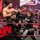 La signature du contrat avec la WWE RAW attire le plus petit nombre d'audience d'un quart d'heure dans l'histoire de l'émission
