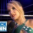 Lacey Evans dévoile ses plans du QG de la WWE et tire sur Nia Jax