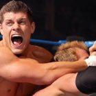 "AEW News - Cody dit que la superstar de la WWE libérée est son ""seul ami"" en lutte"
