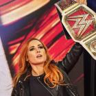 Top 5 des challengers pour Becky Lynch et le RAW Women's Championship
