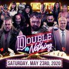 AEW Double Or Nothing sortira du MGM Grand à Las Vegas mais sera diffusé comme prévu sur le pay-per-view