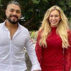Andrade Bodyslams Charlotte Flair (vidéo), DDP livre à Jake Roberts un petit déjeuner de Pâques (vidéo)