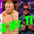 DEMANDEZ TITO - NXT's Velveteen Dream, Brock Lesnar fait avec la WWE?, Gronk Returning to NFL, et plus