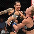 Amanda Nunes, championne de l'UFC en deux divisions, ouverte à une future course à la WWE: `` Je pourrais essayer quelque chose de nouveau ''