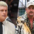 Cody raconte une histoire sur sa connexion très lâche avec Tiger King