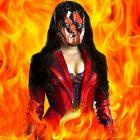 La demi-soeur problématique de la WWE a enterré Kane Jezebelle pour une bonne raison