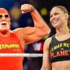 Hulk Hogan réagit au travail de Ronda Rousey en un tournage Tweet