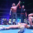 Impact Wrestling Rebellion PPV sera diffusé en tant que spécial télévisé en deux parties sur AXS