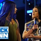 Gagnants et perdants: SmackDown 04.10.20