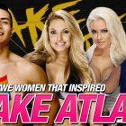 Top 5 des lutteuses qui ont inspiré Jake Atlas