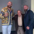 Promoteur de boxe légendaire veut utiliser WWE Performance Center pour les combats pendant la pandémie de coronavirus