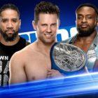 Aperçu de WWE SmackDown pour ce soir: matchs de qualification au MITB, match pour le titre, Mandy Rose et Sonya Deville