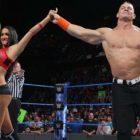 John Cena de la WWE donne une réponse subtile aux récents commentaires de Nikki Bella
