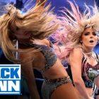 WWE SmackDown tire de mauvais chiffres dans les classements de nuit