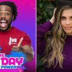 """Xavier Woods surpris par l'apparence de """"Topanga"""" Danielle Fishel-Karp sur un podcast de la WWE (vidéo)"""