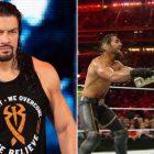Nouvelles de la WWE: Roman Reigns retiré du package des faits saillants de WrestleMania sur RAW