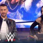 CM Punk est retourné dans les coulisses de la WWE, SmackDown Hacker apparaît dans les coulisses, Rey Mysterio
