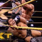 WWE NXT Cruiserweight Title Tournament a mis à jour le classement et les matchs finaux