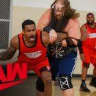 La WWE annonce une nouvelle compétition entre les profits de la rue et les Raiders Viking pour le RAW de lundi