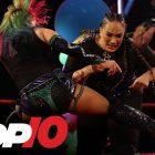 Paige montre son réfrigérateur dans une nouvelle série (vidéo), la WWE vante un jalon social majeur, le Top 10 RAW