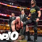 New Undertaker: The Last Ride Episode, Seth Rollins's Most Devious Acts (Vidéo), WWE - Instagram