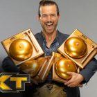 La WWE célébrera le règne du titre d'Adam Cole ce week-end
