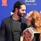 Becky Lynch envoie un message d'anniversaire sincère à Seth Rollins
