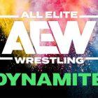 Résultats AEW Dynamite - 13/05/20 (Omega et Hardy contre Santana et Ortiz, MJF revient)