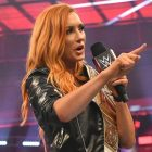 Becky Lynch pense que la WWE devrait continuer à faire plus de matchs de type cinématographique