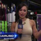 WWE News: Charly Caruso annonce le numéro de texto de la communauté et les 10 meilleurs moments bruts