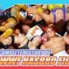 Diverses nouvelles: un podcast de figures de lutte majeures examine les figurines d'action de la WWE de Hasbro, le stock de la WWE atteint un sommet de près de quatre mois