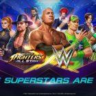 Le jeu mobile KOF ALL STAR ajoute des personnages de collection WWE pour un événement spécial