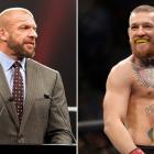 Triple H ouvre sur vouloir voir Conor McGregor à la WWE