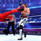 """AJ Styles dit que les attentes des fans étaient """"trop élevées"""" pour le match de WrestleMania 34 contre Shinsuke Nakamura"""