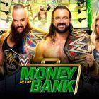 La WWE annonce deux nouveaux matchs pour Sunday's Money in the Bank PPV