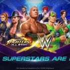 La WWE annonce un croisement avec le jeu mobile THE KING OF FIGHTERS ALLSTAR
